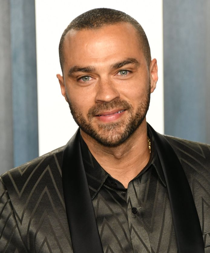 Jesse Williams speelt in Grey's Anatomy