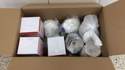 VTI Zandhoven doneert 150 mondmaskers aan Stuivenberg