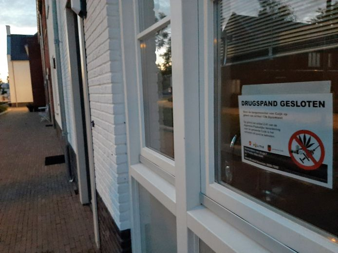 De woning aan De Nielt in Cuijk.