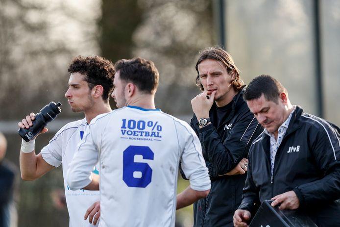 Marcel van der Sloot, trainer van Cluzona en assistent bij TOP Oss
