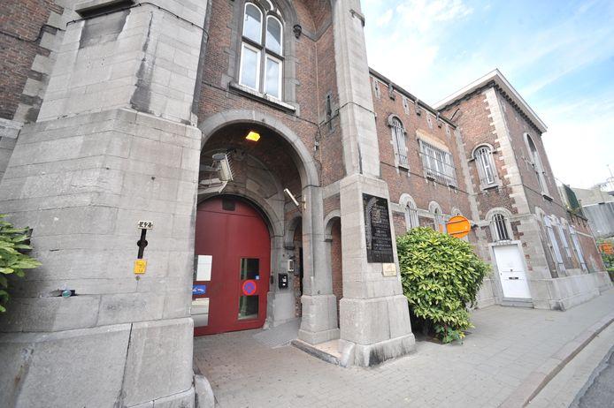 Gevangenis in Antwerpse Begijnenstraat