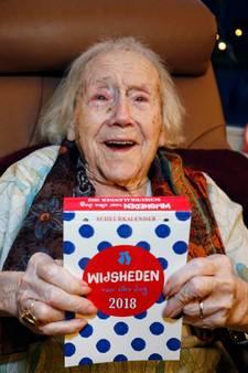 Felicitaties van koning en burgemeester voor 106-jarige Biltse