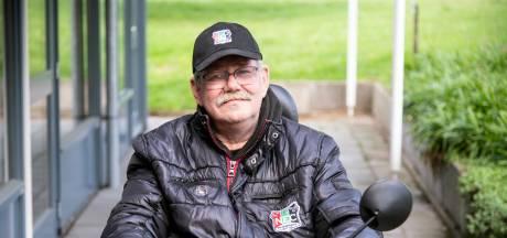 NEC-fan René heeft aangifte gedaan tegen ME'er: 'Als ze met een knuppeltje willen spelen gaan ze maar bij een honkbalclub'