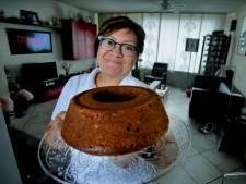 Vierdaagse-loopster Inge uit Dordrecht bakt cake voor haar loopmaatjes
