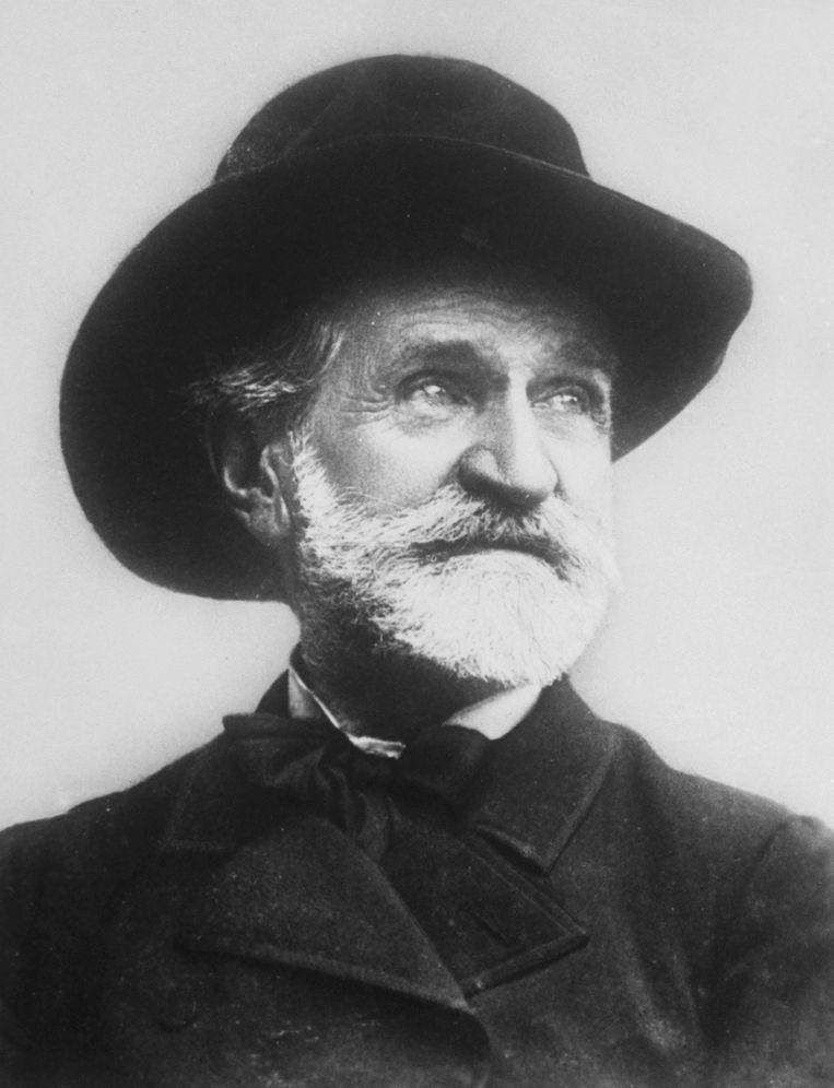 Giuseppe Verdi (1813-1901) Beeld Getty Images