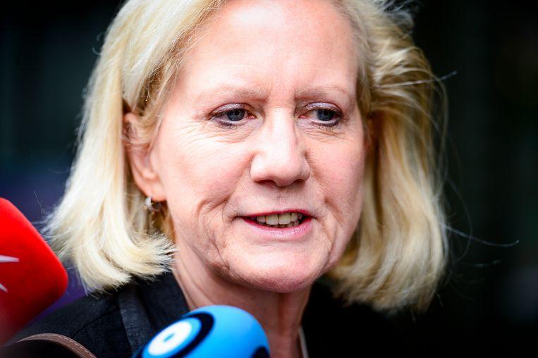 CD&V-parlementslid Brigitte Grouwels: