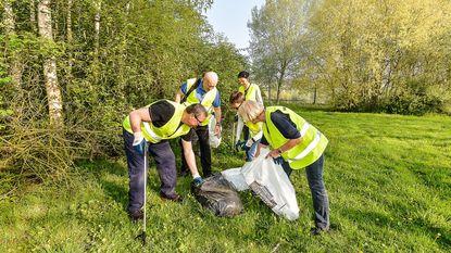 40 vrijwilligers voor opruimactie op De Balokken
