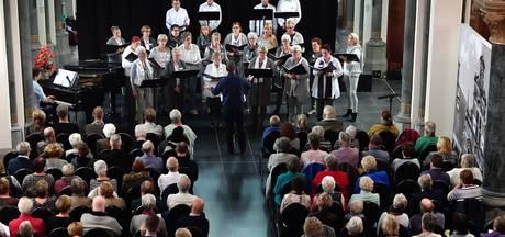 35-jarig jubileum voor Ritmisch-Koor Rhythm4all uit Klundert