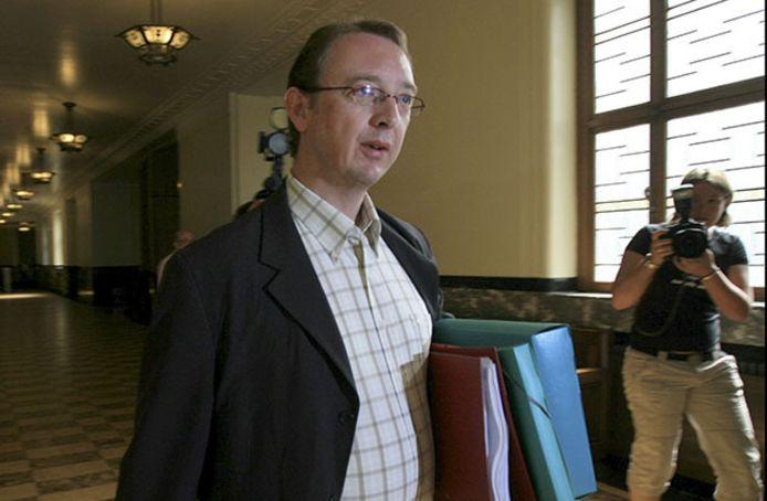 L'ancien échevin de la Ville de Charleroi et actuel conseiller communal, Serge Beghin, est fâché