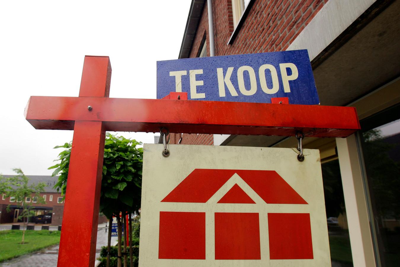 Voor het eerst kost een koophuis in de regio Amersfoort gemiddeld meer dan 400.000 euro.