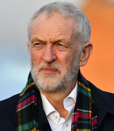 Labourpartij schorst Corbyn om reactie op antisemitismerapport