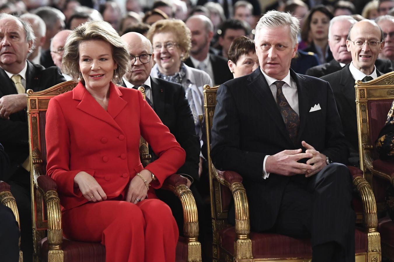 Koning Filip en koningin Mathilde komen dinsdag dan toch niet op bezoek bij Van Hool.