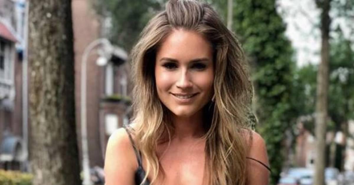 Lieke van lexmond sexy Lieke Van