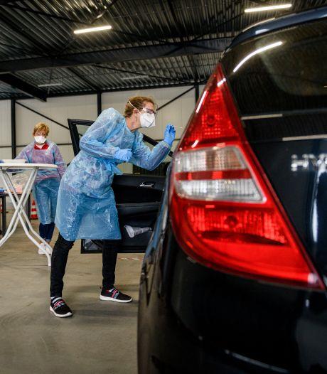 Flinke stijging coronabesmettingen in Twente: bijna drie keer zoveel als week eerder