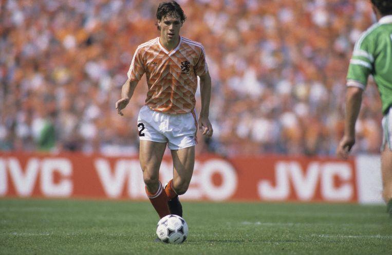 marco van basten voetbalschoenen ek 1988