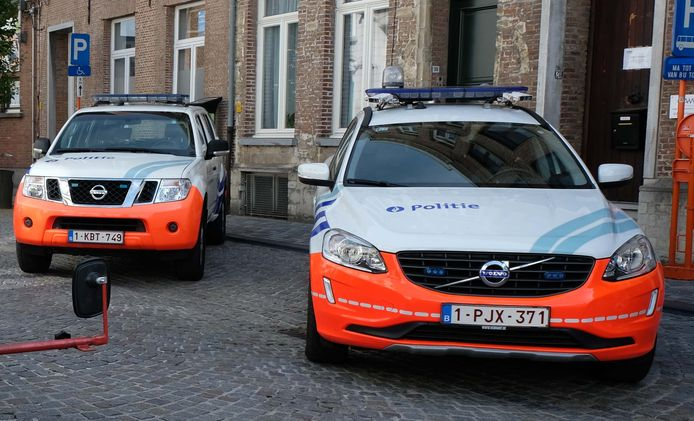 Autoluwe dag Mechelen politiedorp