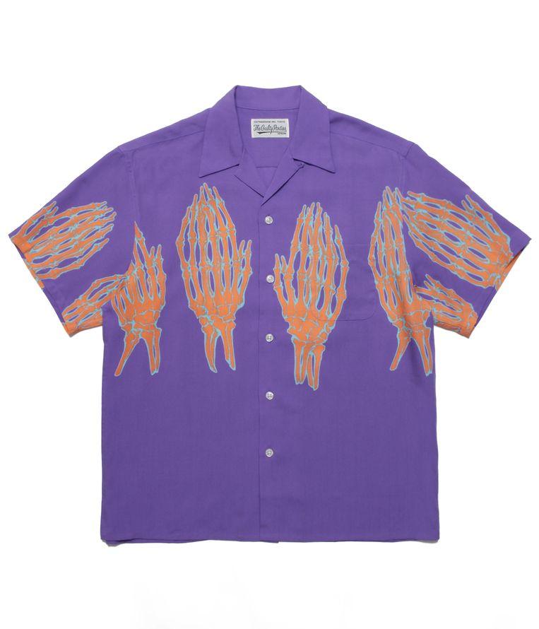Shirt in fifties-stijl. Beeld Wacko Maria