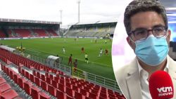 Experten willen geen uitzondering voor Antwerps profvoetbal, politici zetten druk om toch groen licht te geven