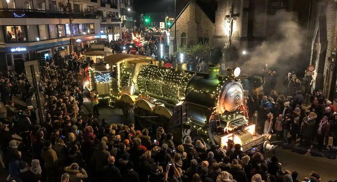 De Nostalgie Christmas Parade moet een van de toppers worden.