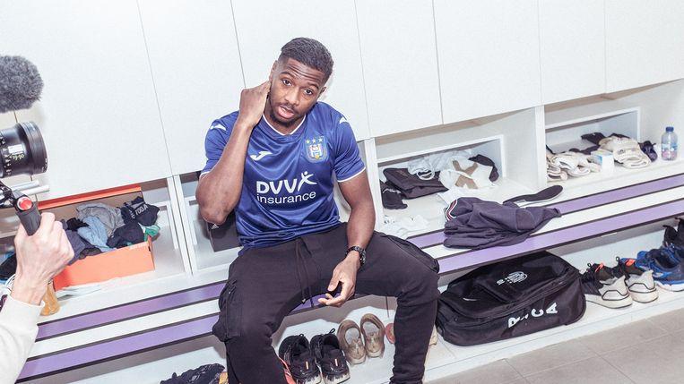 Abdoulay Diaby. Beeld Anderlecht