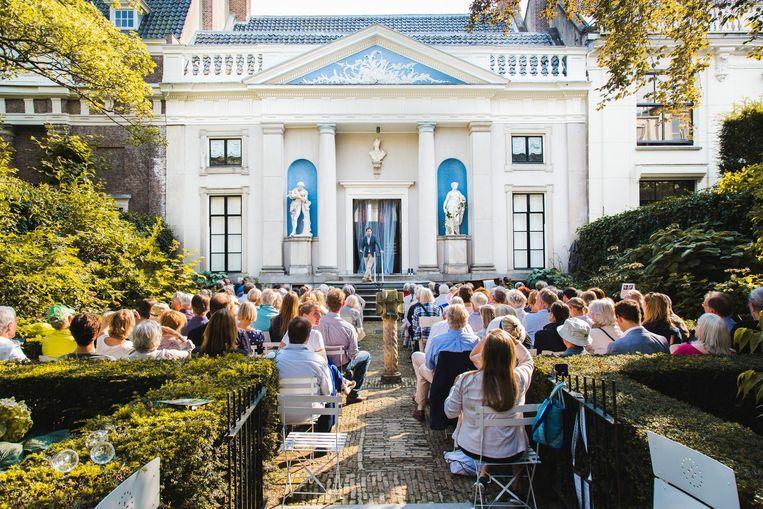 Dit jaar is het precies 250 jaar geleden dat Mozart al tourend door Nederland reisde. Beeld Rosanne de Haan