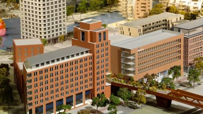 Bouw van nieuw hotel Paleiskwartier kan van start, met nieuw plan en nieuwe initiatiefnemers