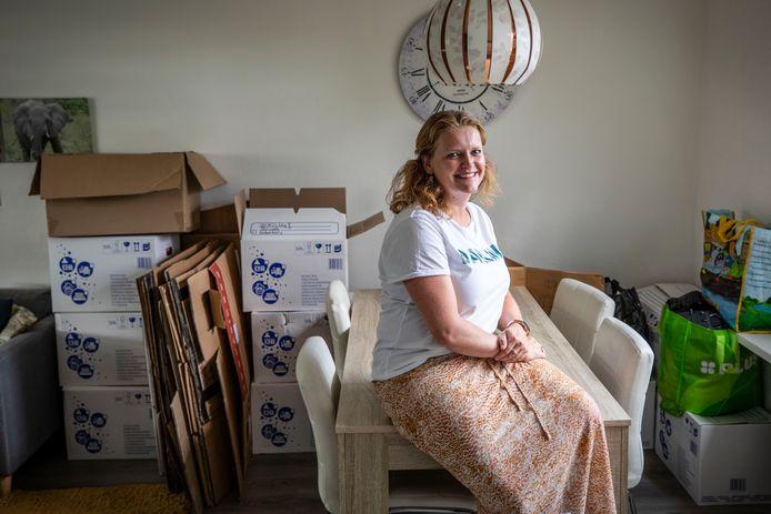 Debbie Siers uit Oldenzaal maakte de problemen die zij heeft met WBO wereldkundig. Inmiddels is de Oldenzaalse corporatie in gesprek met haar voor een oplossing