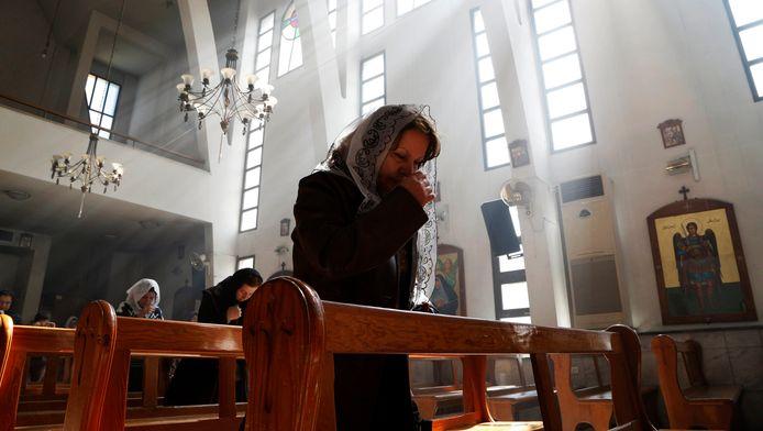 Chrétiens de Syrie (archives)