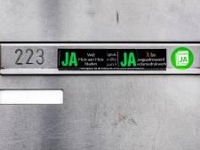 Tijdelijke streep door ja-ja-sticker levert Deventer mogelijk nóg een nieuwe sticker op: de ja-sticker
