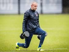 Sven van Beek heeft een zachte Feyenoordlanding bij Willem II