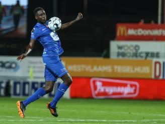 """Joseph Okumu (AA Gent) na nul op zes tegen Charleroi en Kortrijk: """"Niet panikeren"""""""
