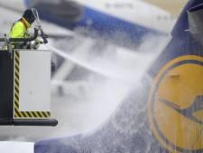 Neige: Lufthansa conseille à ses clients de prendre le train