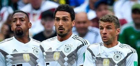 Löw zet deur op een kiertje voor Müller, Hummels en Boateng
