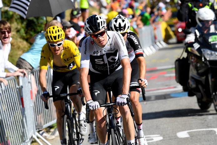 Doet Thomas, Froome of Dumoulin een gooi naar de winst in de olympische wegrace?