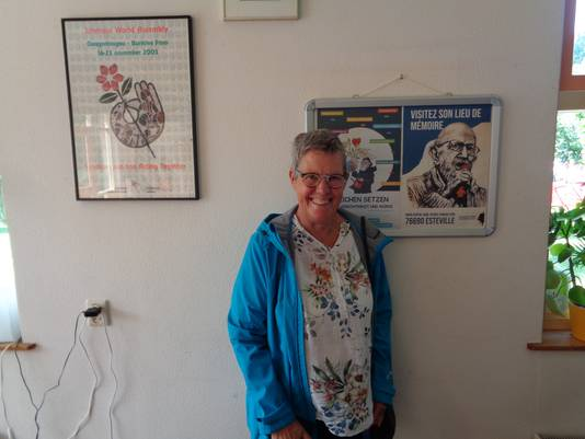 Lia Versteeg nam ontslag op haar 50ste.