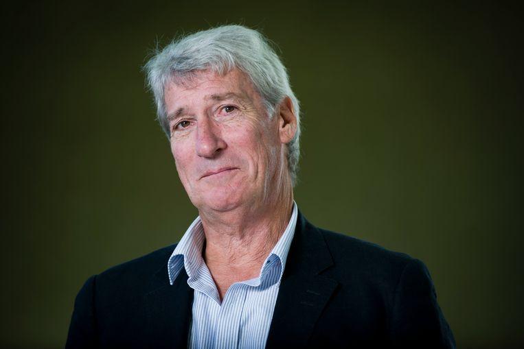 Oud-BBC-journalist Jeremy Paxman. Beeld Photoshot