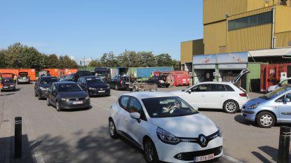 Containerparken heropenen  onder strenge voorwaarden