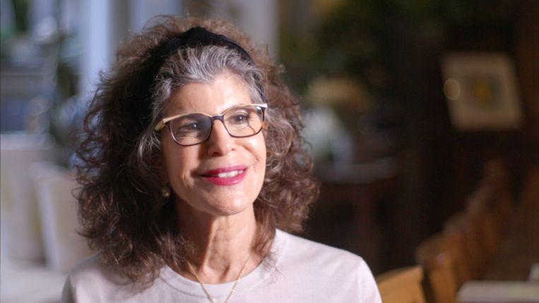 Shoshana Zuboff in de Tegenlicht-aflevering 'De grote dataroof'. Beeld VPRO