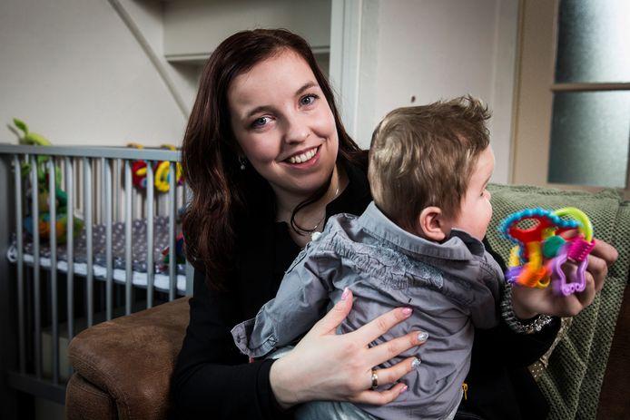 Samantha stuurde de stamcellen van haar baby vorig jaar nog op naar CryoSave. Nu weet ze niet waar ze zijn.