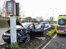 Ondanks lockdown meer verkeersongelukken in Alphen: hoe komt dat?