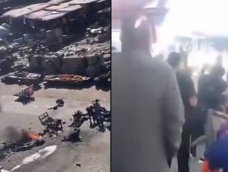 """Eerste zelfmoordaanslag in anderhalf jaar in Bagdad: """"Meer dan 20 doden, 50 gewonden"""""""