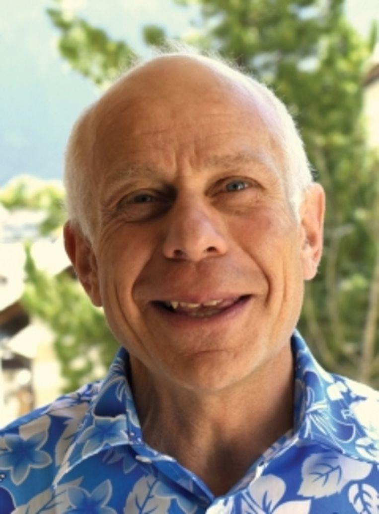 Felix Keller (glacioloog): 'Onze kinderen gaan niet vragen of wij de gletsjers hebben zíén smelten, ze gaan ons vragen wat we gedáán hebben.' Beeld