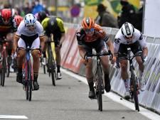Wiebes pakt eerste etappe na eindsprint in Challenge by La Vuelta