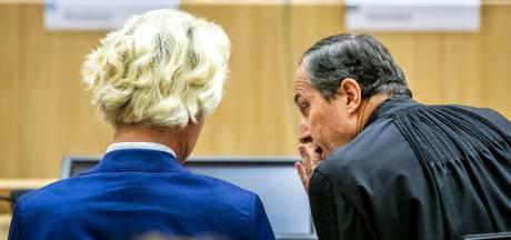 'Gegronde redenen om Wilders te veroordelen'