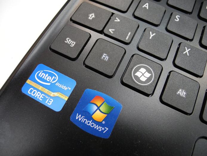 Windows 7 staat op een kwart van de pc's wereldwijd.