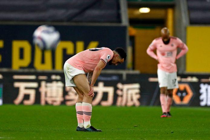 Kean Bryan baalt nadat degradatie voor Sheffield United een feit is.