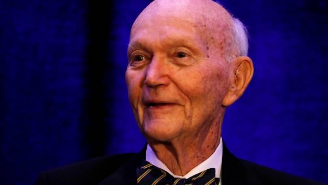 Voormalig astronaut Michael Collins overleden