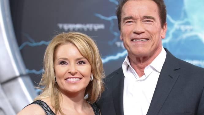 Scheiding van Arnold Schwarzenegger blijft aanslepen