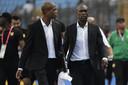 Clarence Seedorf en Patrick Kluivert zijn alweer ontslagen bij Kameroen.