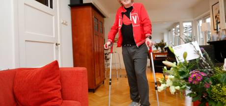 Cor (60) ging met wel 35 kilometer per uur snoeihard onderuit met schaatsen: 'Ik dacht: dit is echt mis'